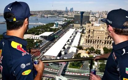 Guida al GP d'Europa: scheda e orari TV