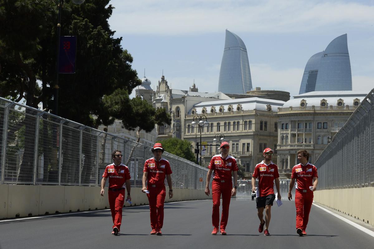 GP Europa: prime impressioni dei piloti della Scuderia