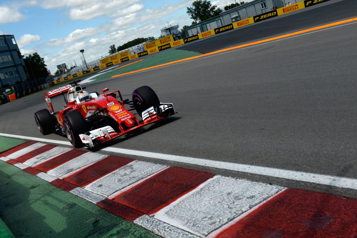 GP Canada: il punto Ferrari sulle libere
