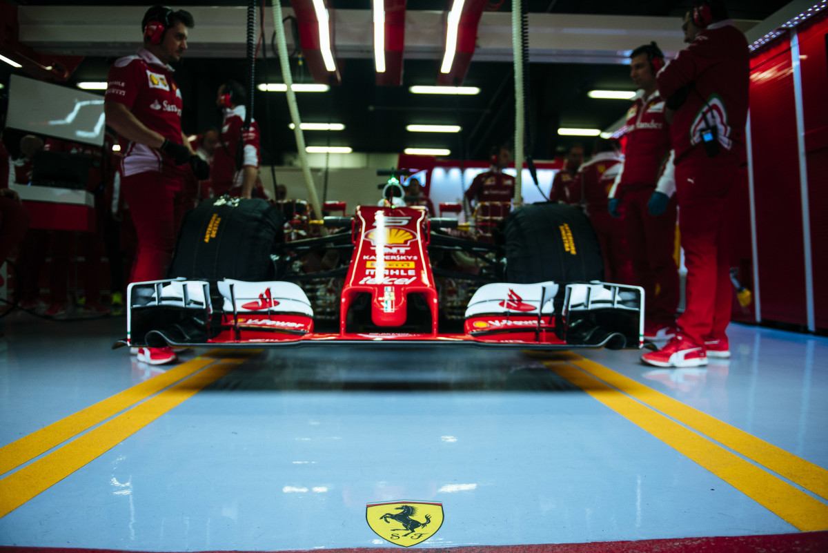 GP Europa: Vettel e Adami alla scoperta di Baku