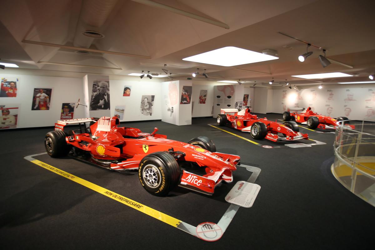 Record storico per i Musei Ferrari