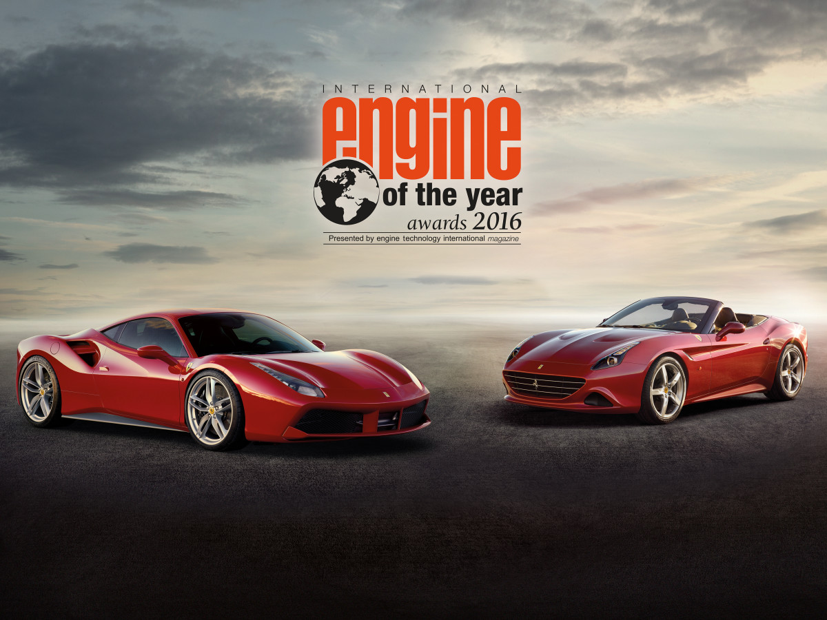Engine of the Year Awards: record di premi per la Ferrari