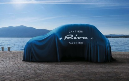 Da due icone nasce Fiat 500 Riva