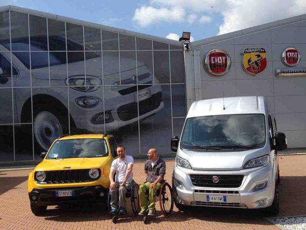 """Autonomy di FCA partner del progetto """"Viaggio Italia"""""""