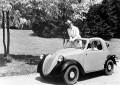 Fiat celebra gli 80 anni della 500 Topolino