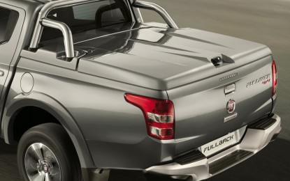 Mopar: accessori esclusivi per Fiat Professional