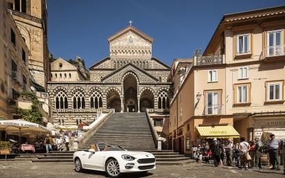 """""""124 Spider Roads"""": sulle strade più belle d'Italia"""