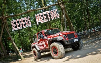 """Grande successo per il """"Jeepers Meeting 2016"""""""