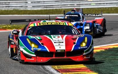 AF Corse pronta per la 24 Ore di Le Mans