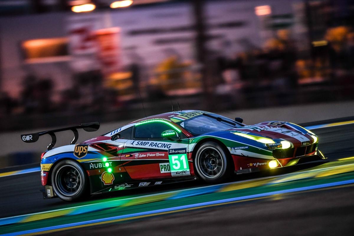 Ferrari a Le Mans con otto vetture
