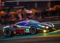 Le Mans: Rigon e le luci della sua 488 GTE