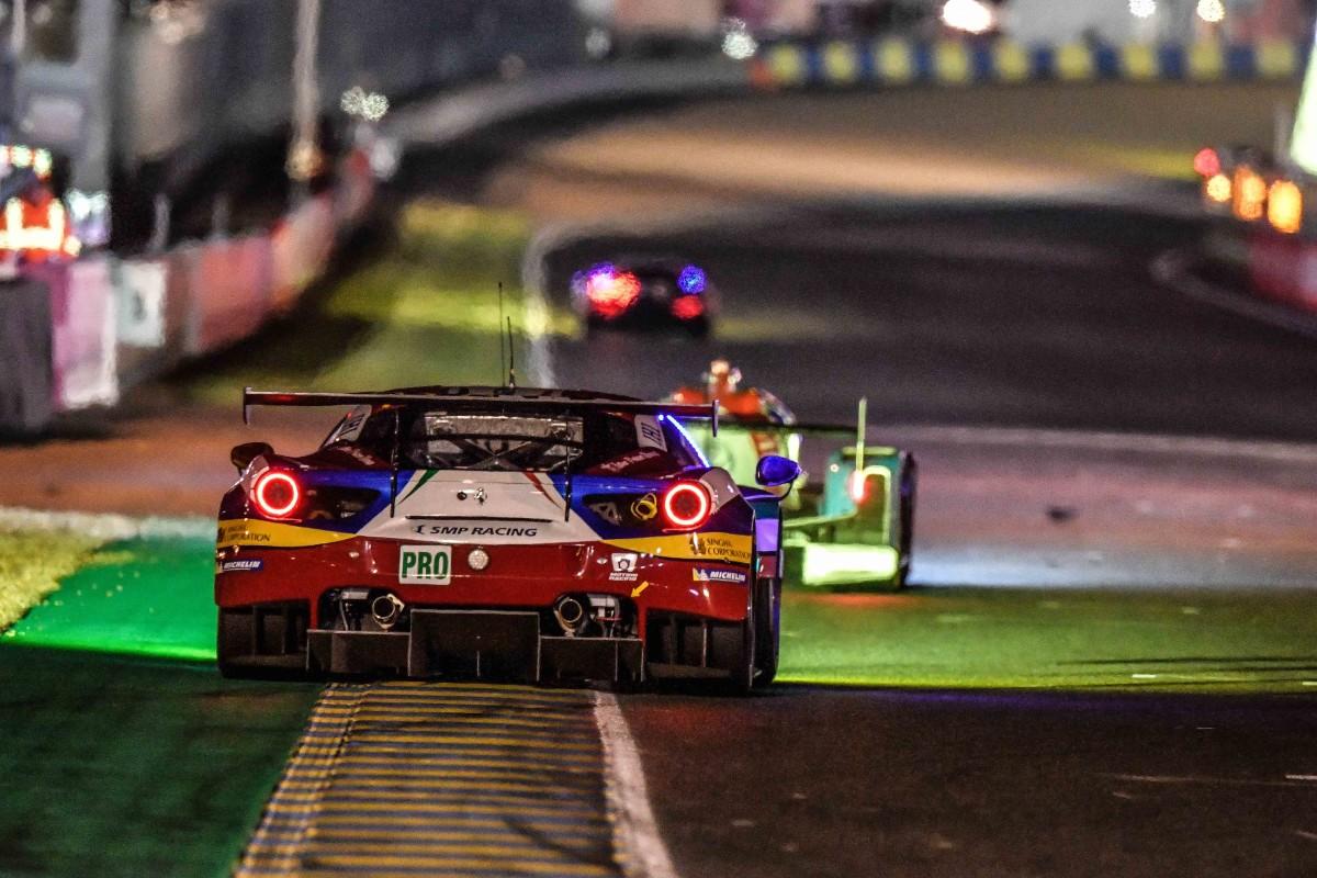 Le Mans: duello Ferrari-Ford nelle prime qualifiche