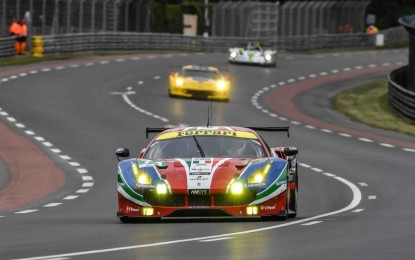 Le Mans: il punto Ferrari sulle qualifiche