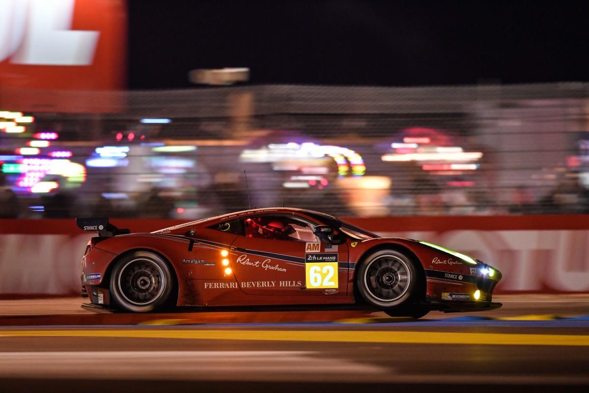 Le Mans: una vittoria e due podii per la Ferrari