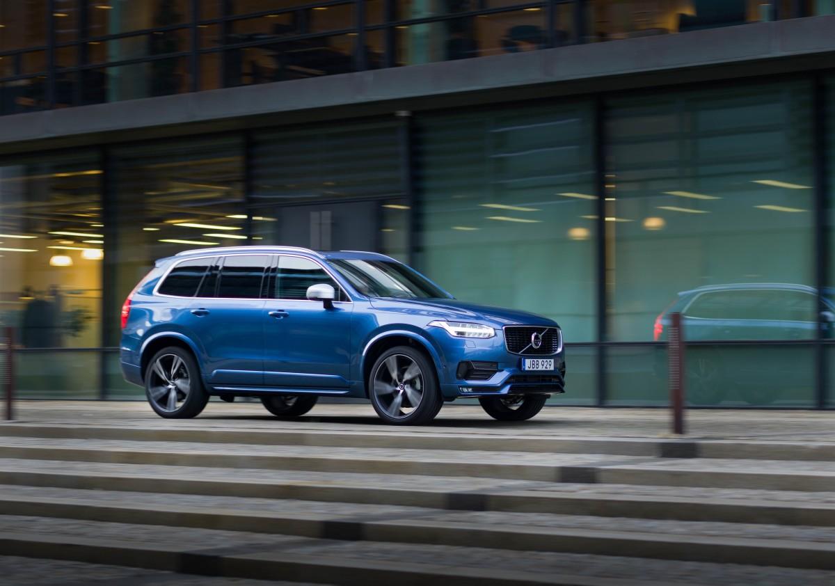 Volvo Cars: in maggio +5,5% a livello globale