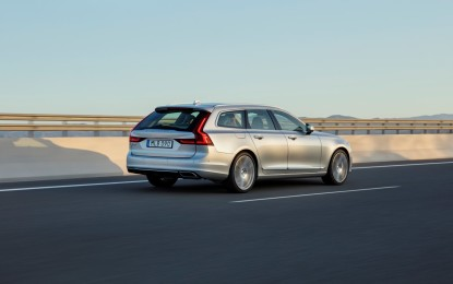 Volvo premiata con il Car Design Award