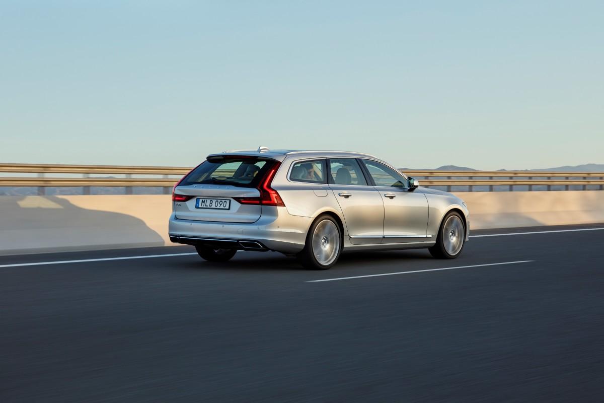 Volvo premiata con il Car Design Award