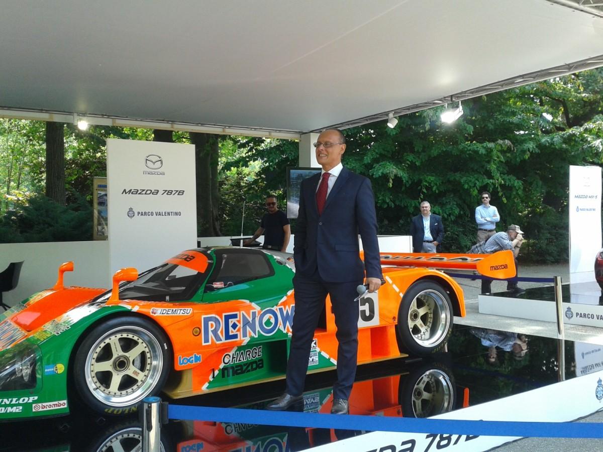 La Mazda Passion al Salone di Torino
