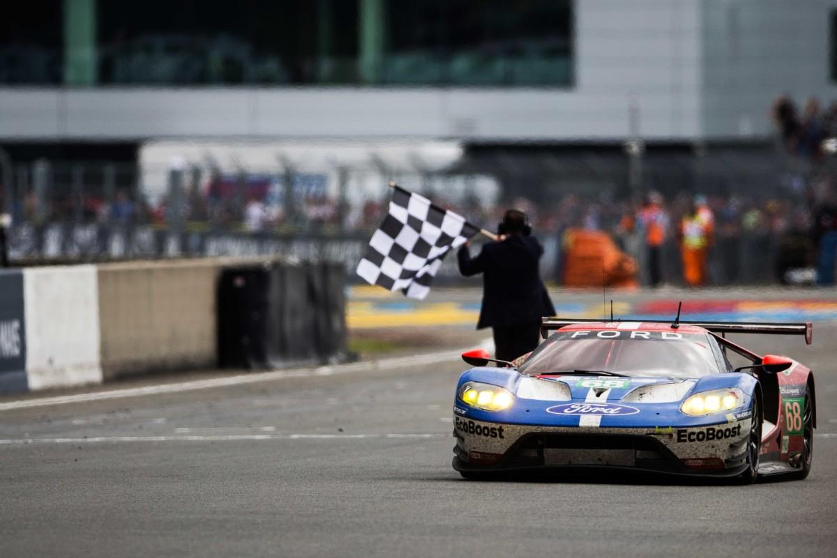 50 anni dopo, Ford conquista Le Mans!