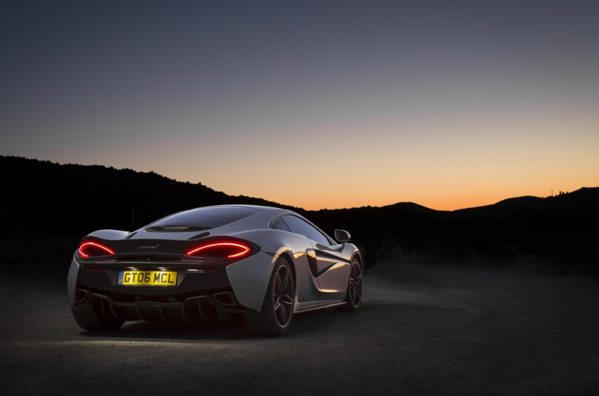 McLaren Automotive ritorna a Goodwood
