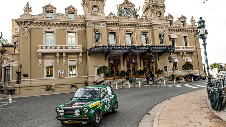 Monaco insolita: Max-imum attack
