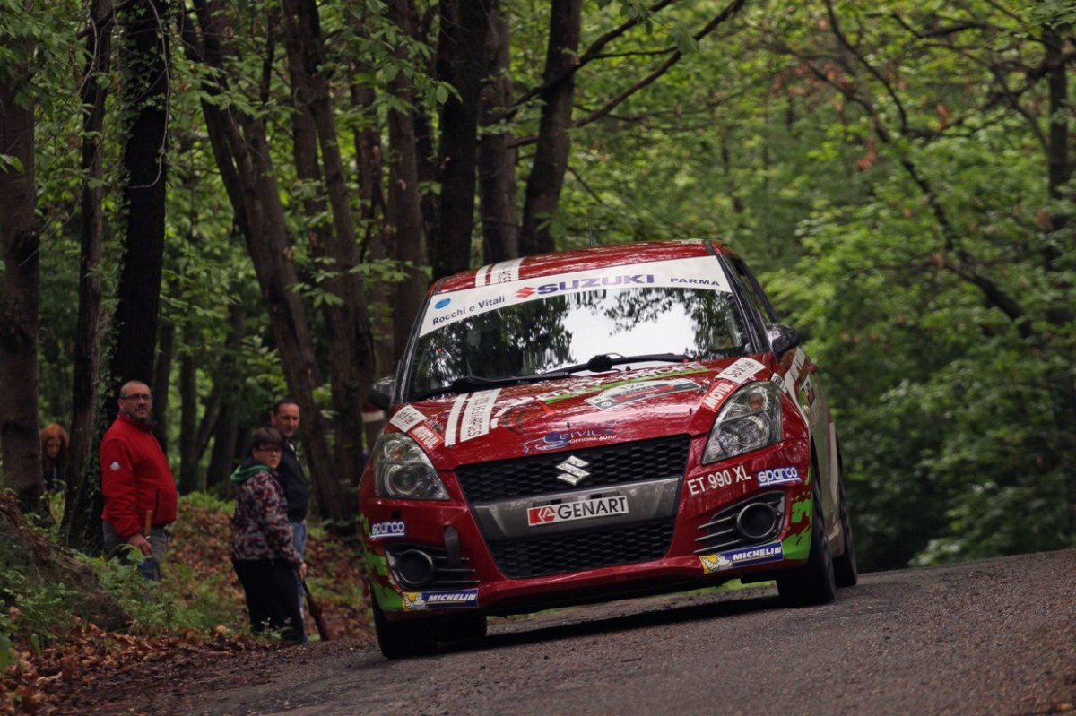 Suzuki Rally Cup fa tappa in Salento