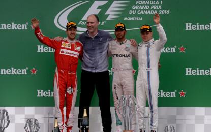 GP Canada: il punto Pirelli sulla gara