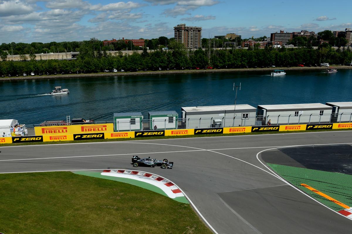 GP Canada: Hamilton ha già battuto la pole 2015