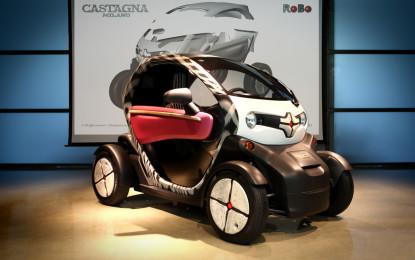 Renault Twizy RoBo by Castagna Milano