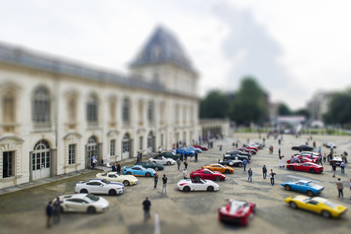 Successo test drive al Salone di Torino!