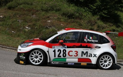 Nuova vittoria per la Citroën C3 Max nel CIVM
