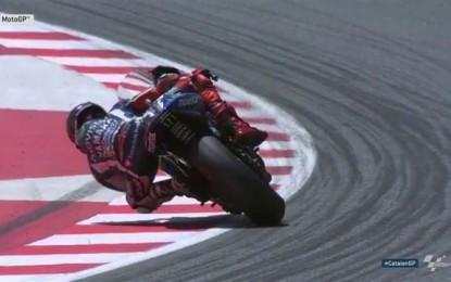 GP Catalogna: FP2 a Lorenzo. Rossi 6°