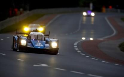 Le Mans: la Marsigliese suona per Alpine