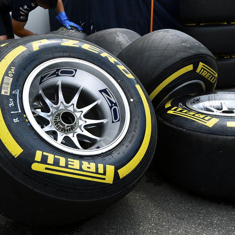 GP Italia: Pirelli annuncia mescole e set obbligatori