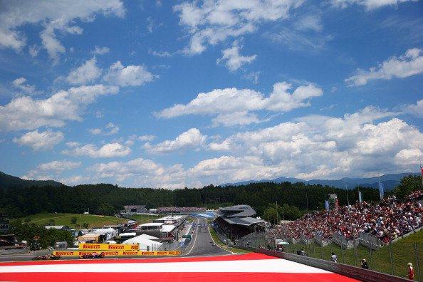 GP Austria: da oggi via al weekend