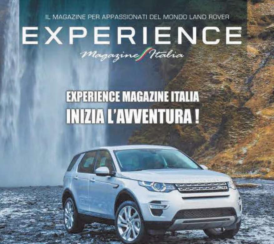 Nasce Experience Magazine Italia