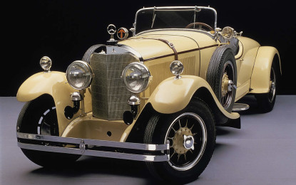 28 giugno 1926: 90 anni fa nasceva la Daimler-Benz AG