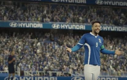 Hyundai torna in campo per Euro 2016 con The Wait