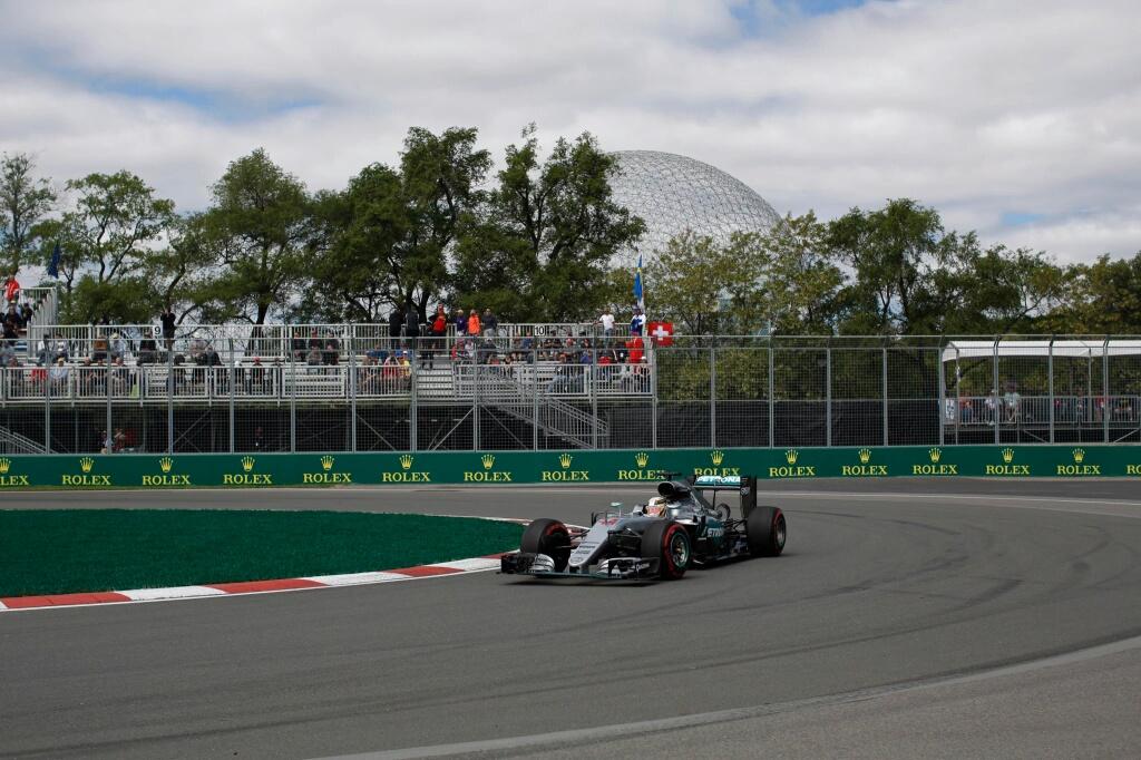 GP Canada: Vettel 2° tra Hamilton e Rosberg