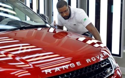Nuovo stabilimento Jaguar LR In Brasile