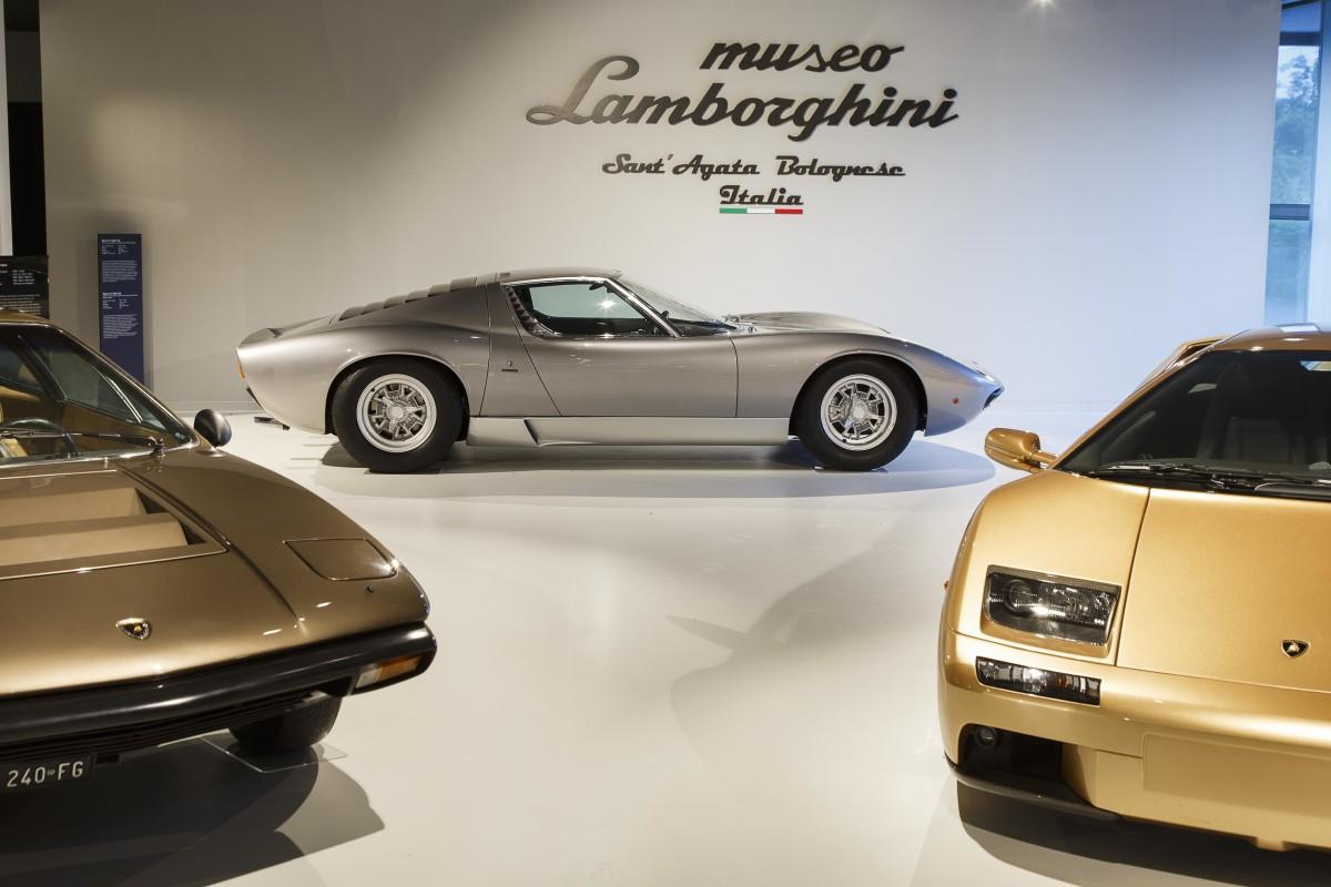 Inaugurato il nuovo Museo Lamborghini