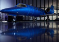 "Garage Italia Customs presenta il Learjet31 ""Nel blu dipinto di blu"""