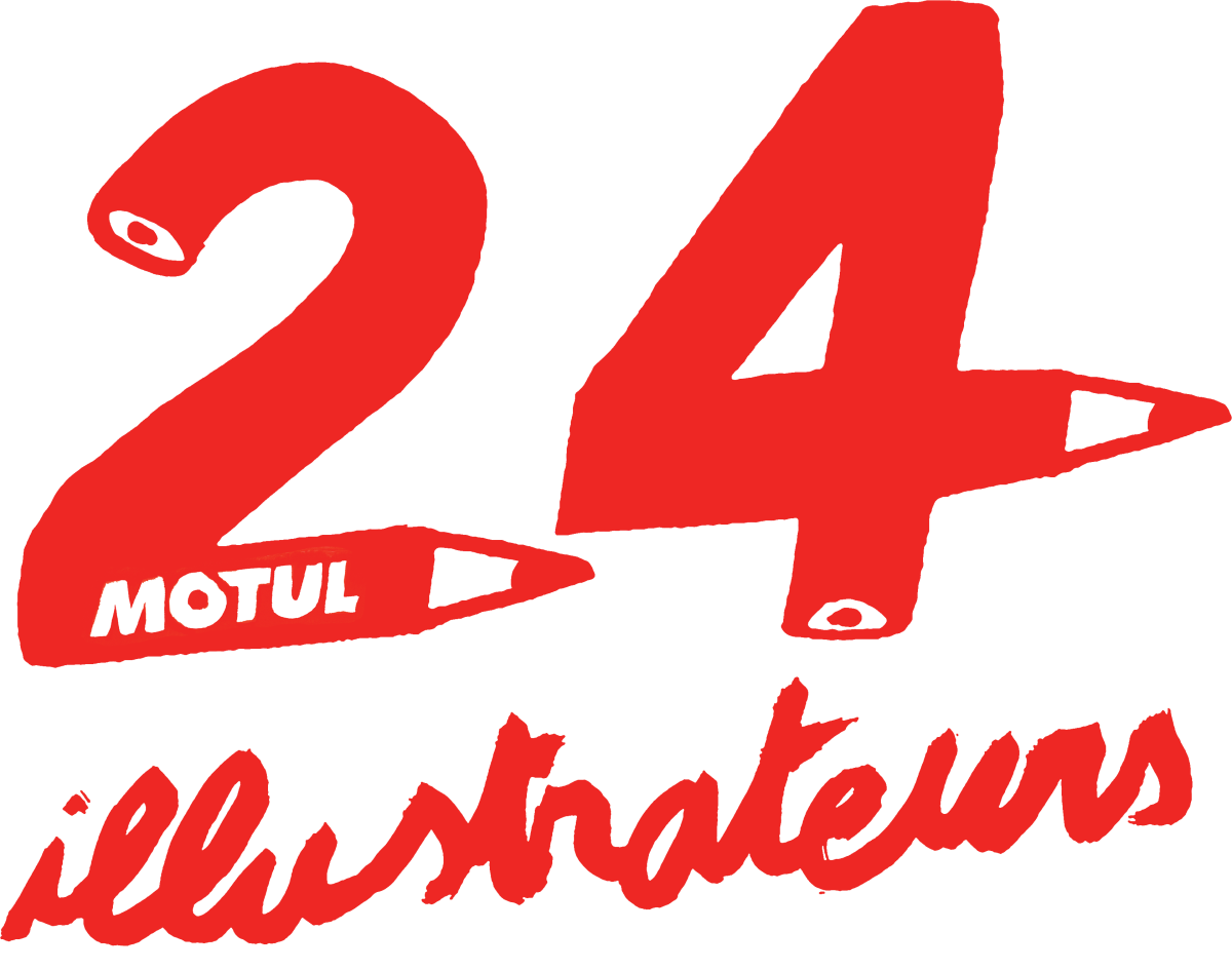 "Motul a Le Mans con la mostra ""24 Illustrateurs"""