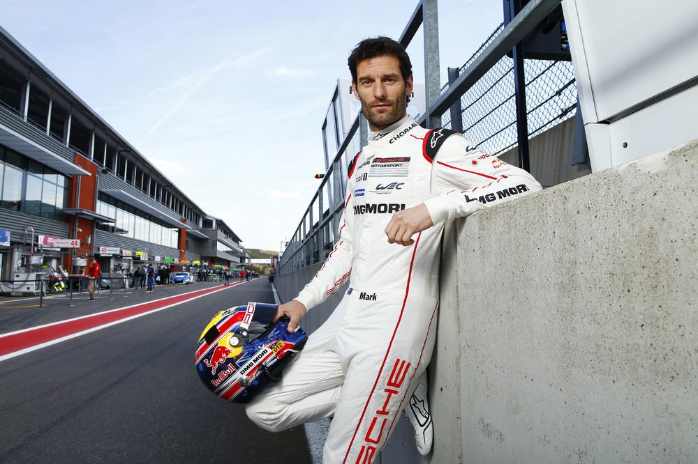 Mark Webber e Porsche pronti per Le Mans