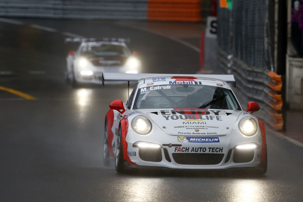 Porsche Supercup: vittoria storica di Cairoli a Monaco