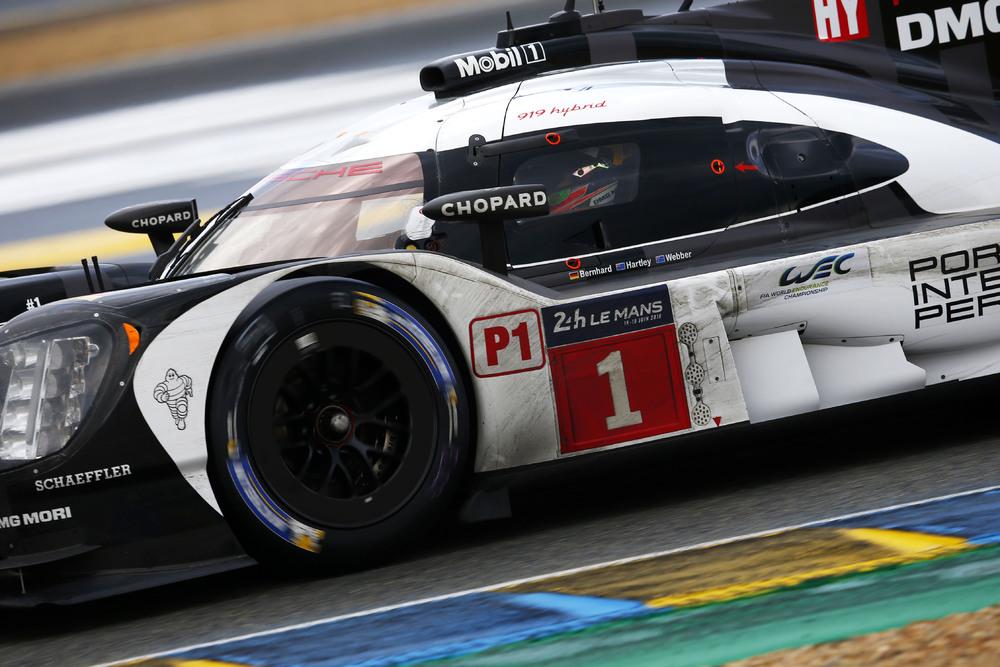 Le Mans: Porsche, il punto dopo 4 ore