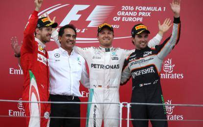 GP Europa: le pagelle di Gian Carlo Minardi