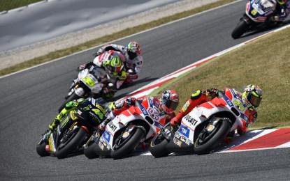 Ducati e Iannone: il punto sulla gara al Montmelò