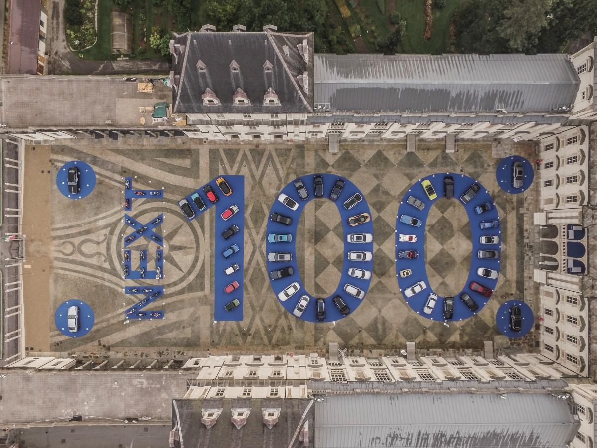 "BMW Group ""NEXT100"" al Valentino"