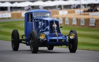Renault a Goodwood con storia e novità
